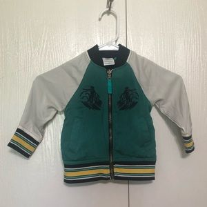 Genuine Kids Bomber Kids Sz 12 Months Hawaii